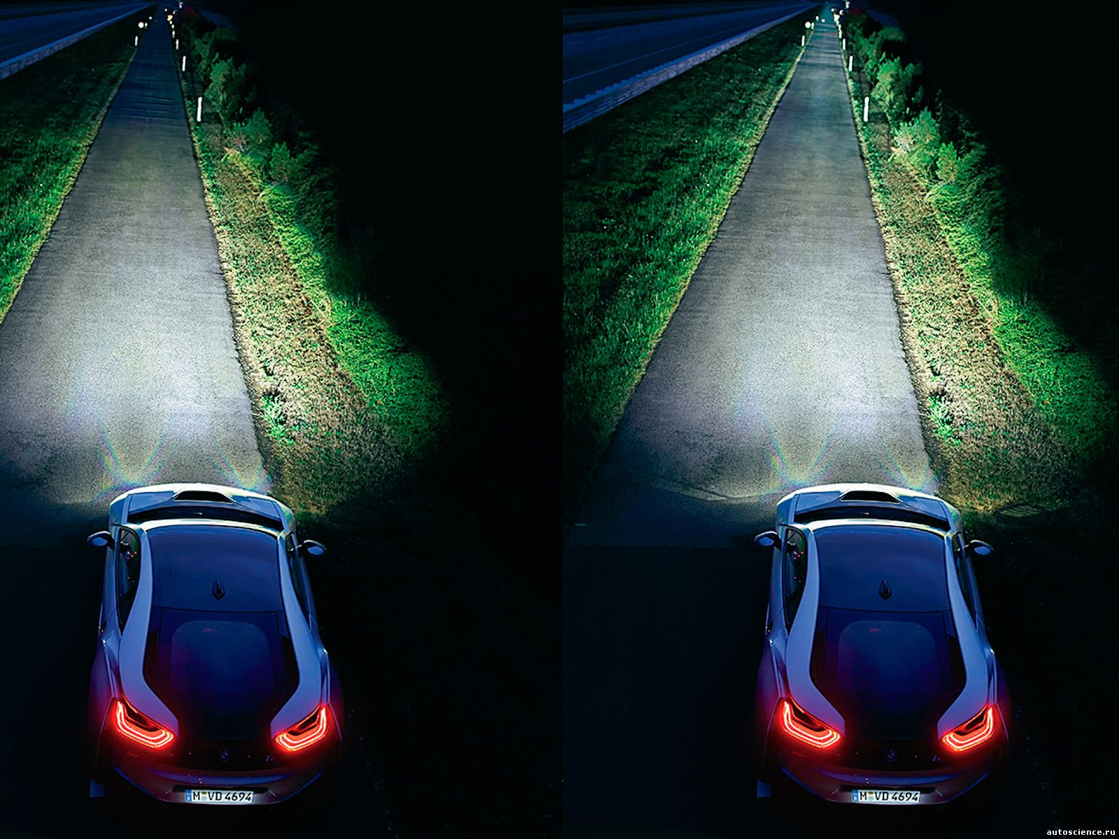 Как ночное сделать светлее